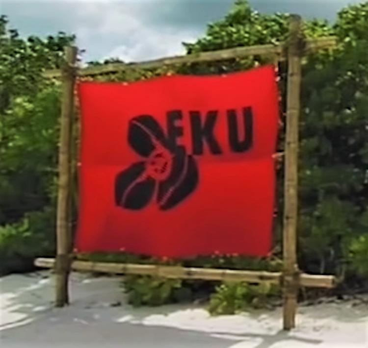 Eku flag