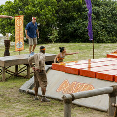 David competes in the Reward/Immunity Challenge, <i><a href=