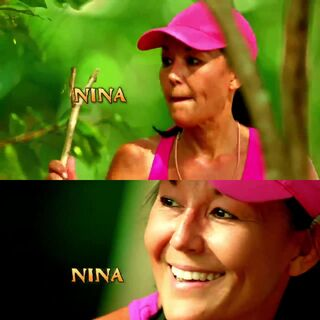 Nina's shots at the opening.