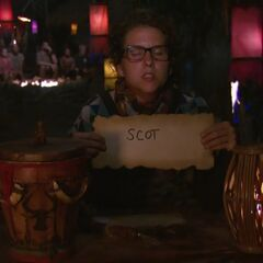 Aubry votes against Scot.