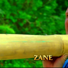 Zane's first motion shot in the intro.