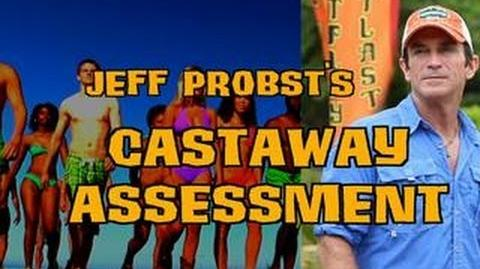 Survivor Cagayan - Jeff Probst Cast Assessment-0