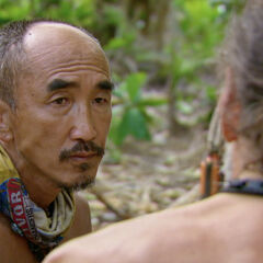 Tai talking with Troyzan at <a href=
