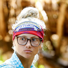 Kelley as a member of the merged tribe <a href=