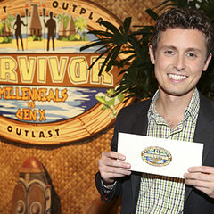 Adam is the Sole Survivor of <i>Survivor: Millennials vs. Gen X</i>.