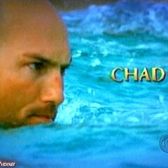 Chad's motion shot in the opening.