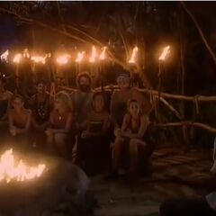 Chaboga Mogo's second Tribal Council.