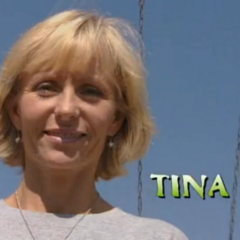 Tina is introduced to the show.