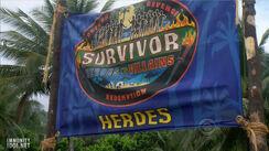 Heroes Flag
