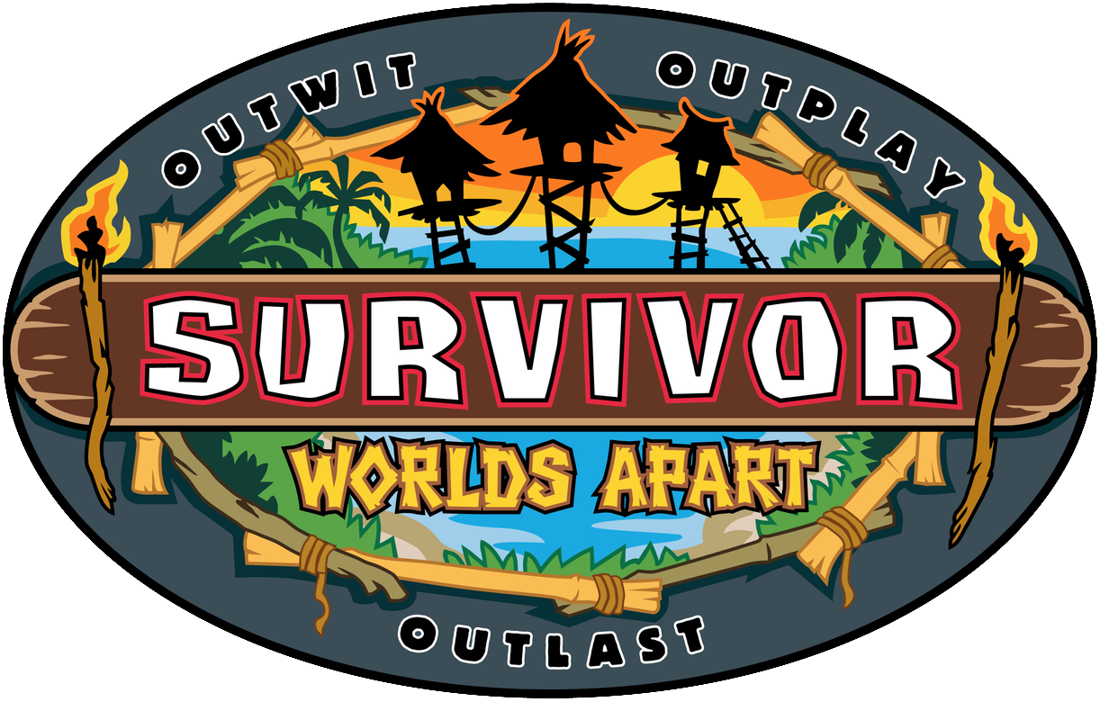 survivor worlds apart survivor wiki fandom powered by wikia rh survivor wikia com make your own survivor logo online