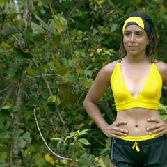 Gabriela eliminated.