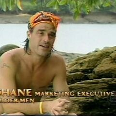 Shane making a confessional about his status