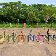 Vinaka competing in <i><a href=