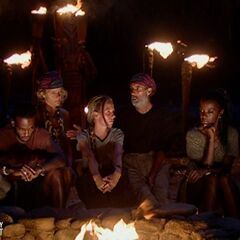 Soliantu's 6th Tribal Council.