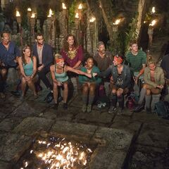 Orkun's second Tribal Council.
