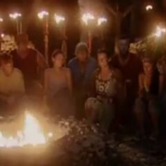 Alinta's 2nd Tribal Council.