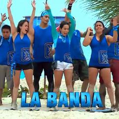 Banda at the opening.
