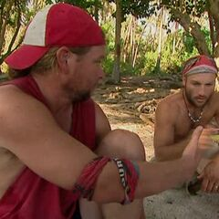 Chris talking to Chad about the merge and telling him about how he had