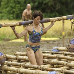 Denise competes in a challenge in <i><a href=