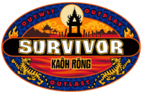 Survivor kaoh rong logo