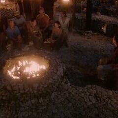 Yasur's 3rd Tribal Council.