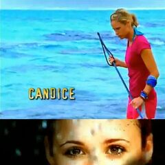 Candice's shots in the <a href=