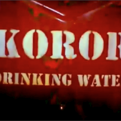 Koror's shot in the <a href=