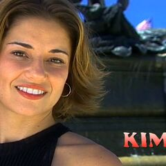 Kim introduced in the premiere.