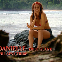 Danielle in a <a href=