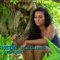 Shirin making a <a href=