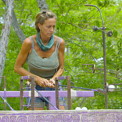 Missy during the challenge.