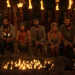 Vinaka at their seventh Tribal Council.
