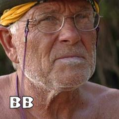 B.B at the Pagong camp.