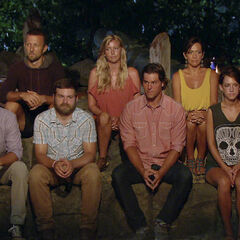 <i>Survivor: Blood vs. Water</i> Jury
