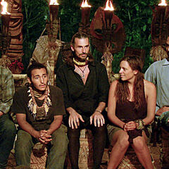 The Family at Tribal Council