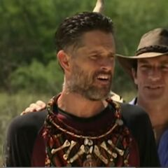Terry wins his fourth Immunity Challenge