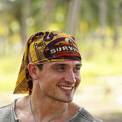 Caleb at camp.