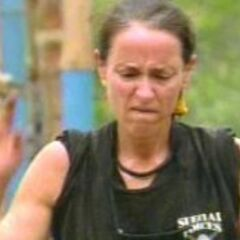 Helen after losing the final four Immunity Challenge