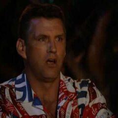 Lea giving his jury speech