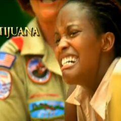 Tijuana's motion shot in the opening.