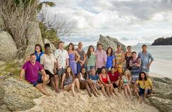 Survivor game changers cast