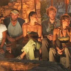 Nakúm at their last Tribal Council.
