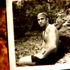 John's photo in the opening.