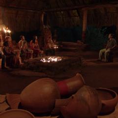 <i>Survivor: Tocantins</i> Tribal Council.
