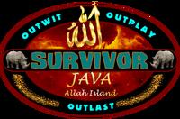 Survivor Java Allah Island Logo