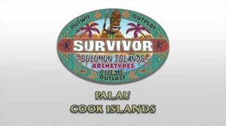 Survivor Solomon Islands (Theme Tune)
