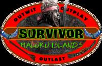 Survivor Maluku Islands Logo