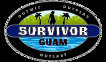 SurvivorGuam Logo