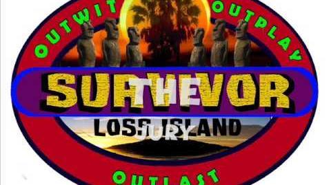 Survivor Loss Island Episode 12 Intro