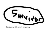 Greatest Survivor Logo